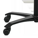 Alu. svart ∅ 68 cm