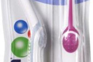 Active V Shape voksen tandbørste soft 12x1 stk