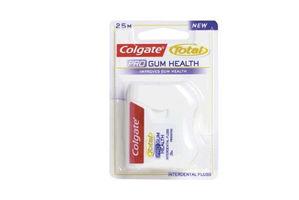 Total Pro-Gum Health Fluor-Mint Tandtråd 10x25 m