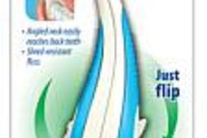 GUM Flosbrush Dolphin t-trådsholder incl. tråd 12stk