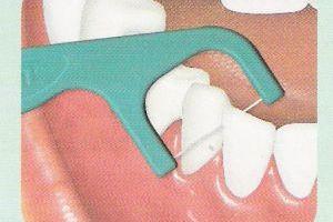 GUM Easy Flossers 48x2 stk