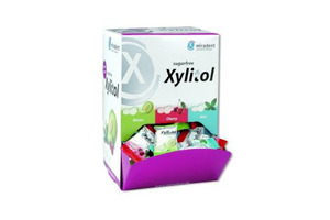 Xylitol drops i dispenser 100 stk