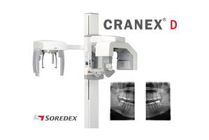 Soredex Cranex D med ceph (2015 modell)