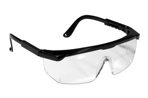 10 stk. Vernebriller - Svart