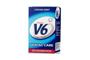 V6 Strong Mint økonomipakke 12x50 stk