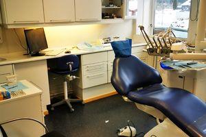 Veldrevet klinikk i sentrum av Dombås
