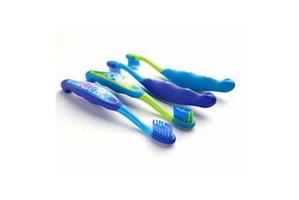Kids 0-2 år tandbørste 12 stk