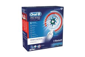 PRO6000 el-tandbørste med Smartguide
